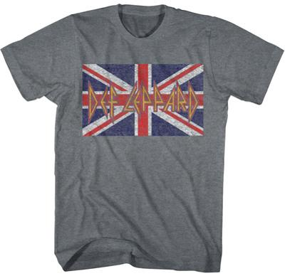 Def Leppard- Def Leppard Flag