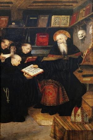 St Augustine Teaching Hermits