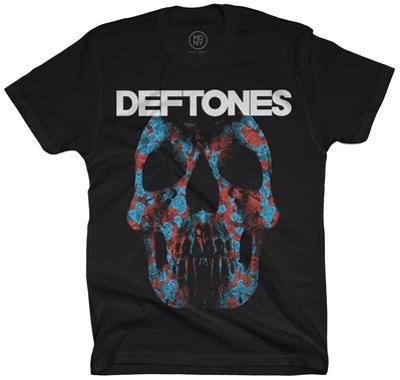 Deftones- Minerva Rose Skull