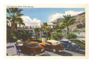 Del Tahquitz Hotel, Palm Springs, California