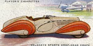 Delahaye Coupe