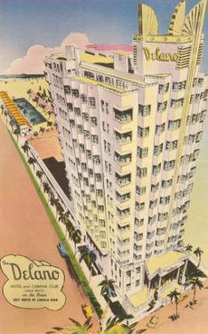 Delano Hotel, Miami Beach, Florida