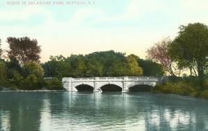 Delaware Park, Buffalo, New York