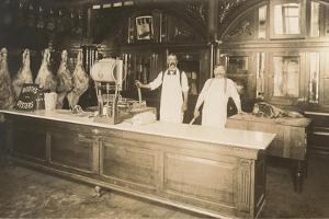 Delicatessen Counter