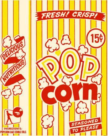 Delicious Nutritious Popcorn