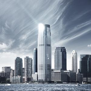 Future City - New York Skyline by dellm60