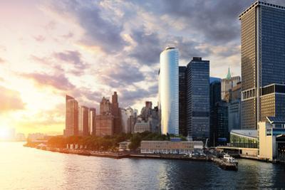 New York City Manhattan by dellm60