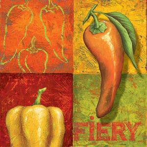 Chili I by Delphine Corbin
