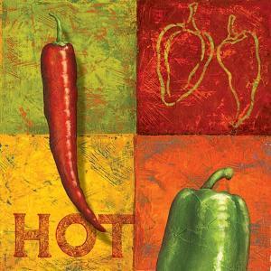 Chili III by Delphine Corbin