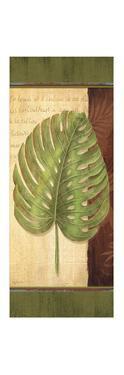 Palm Tropic Panel IV by Delphine Corbin