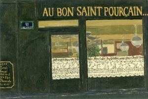 Au Bon Saint Pourcain, 2006 by Delphine D. Garcia