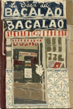 Bacalao, 2003 by Delphine D. Garcia