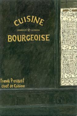Cuisine Bourgeoise, 2006 by Delphine D. Garcia