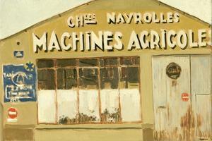 Machines Agricoles, 2005 by Delphine D. Garcia