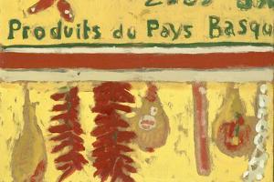 Produits Du Pays Basque, 2001 by Delphine D. Garcia