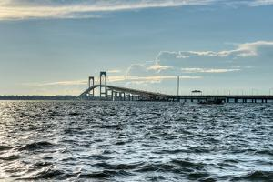 Newport Bridge - Rhode Island by demerzel21