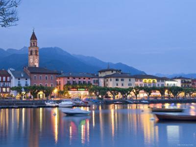 Ascona, Lago Maggiore, Ticino, Switzerland
