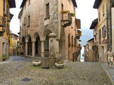 Cannobio, Lago Maggiore, Piedmont, Italy