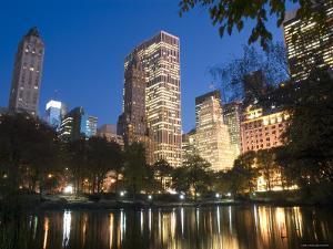 Central Park, New York City, USA by Demetrio Carrasco