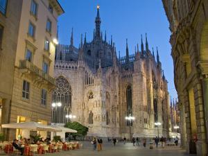 Duomo, Milan, Lombardy, Italy by Demetrio Carrasco