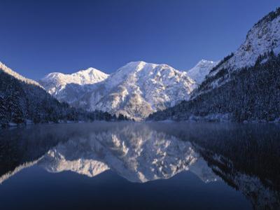 Lake in Allgau Region, Bavaria, Germany