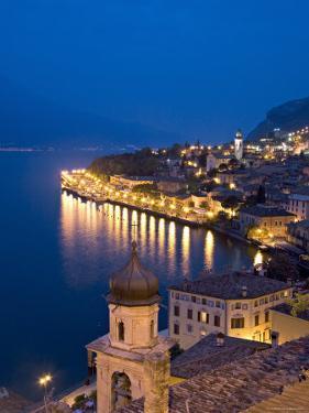 Limone, Lago Di Garda, Trentino-Alto Adige, Italy by Demetrio Carrasco