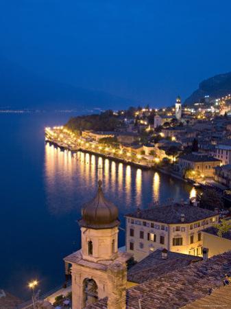 Limone, Lago Di Garda, Trentino-Alto Adige, Italy