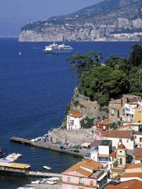 Sorrento, Bay of Naples, Italy by Demetrio Carrasco