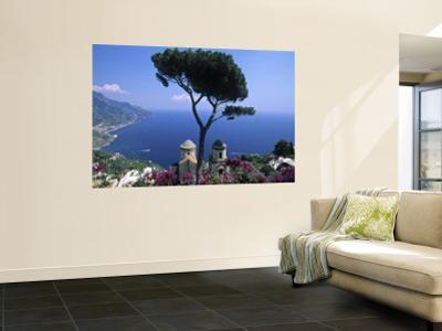 Villa Rufolo, Ravello, Amalfi Coast, Italy