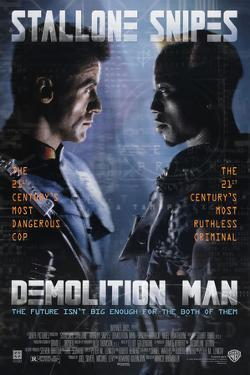 Demolition Man [1993], directed by MARCO BRAMBILLA.