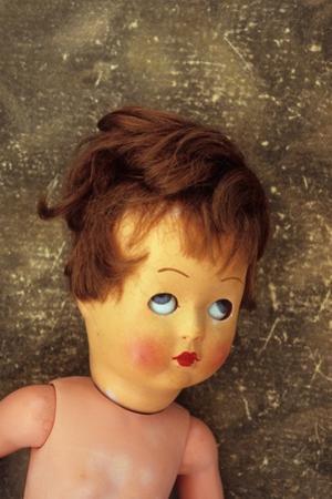 Old Female Doll