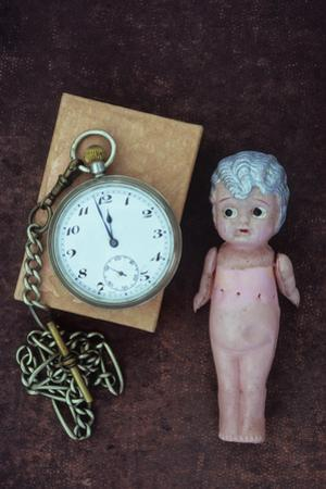 Toy Doll and Watch