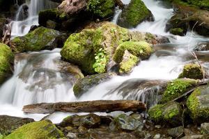 Washington Waterfall by dendron