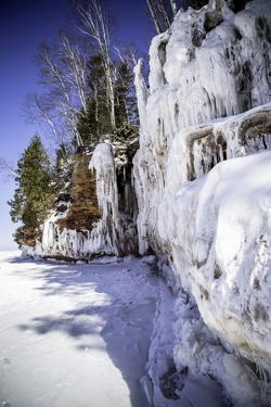 Wisconsin Ice Caves by dendron