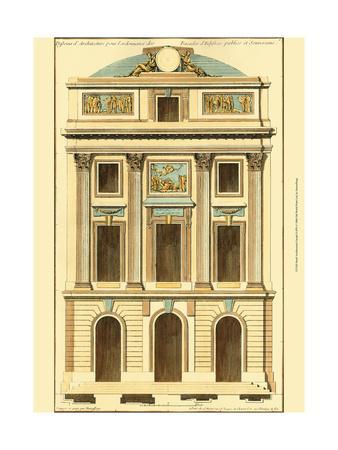 Small Architectural Façade II