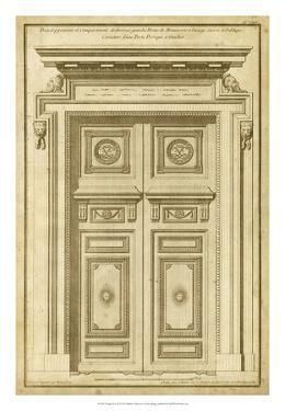 Vintage Door II by Deneufforge