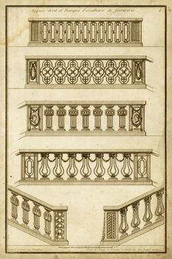 Vintage Gate Design I by Deneufforge