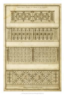 Vintage Gate Design II by Deneufforge