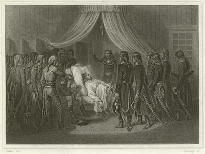 The Death of General Hoche