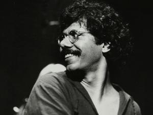 Chick Corea in Concert, Finsbury Park Odeon, London, April 1978 by Denis Williams