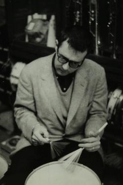 Joe Morello, Drummer with the Dave Brubeck Quartet, 1950S by Denis Williams