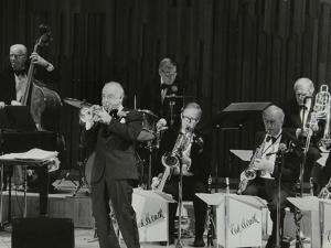 The Ted Heath Orchestra in Concert, London 1985 by Denis Williams