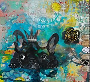 Dog Crown by Denise Braun
