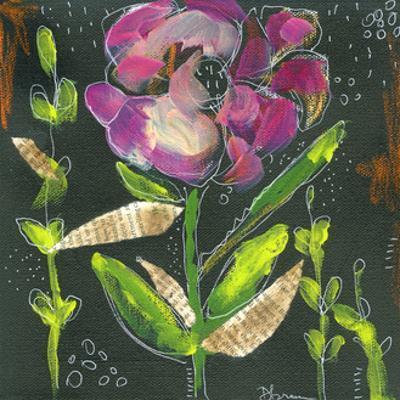 Flower Pot II by Denise Braun