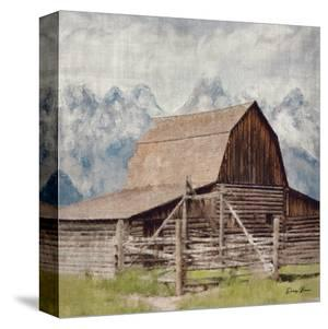 Country Barn by Denise Brown