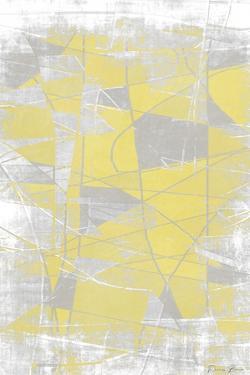 Metric Pantone Yellow by Denise Brown