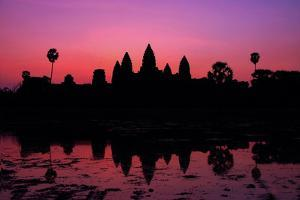 The Temples of Angkor by Denise Leong