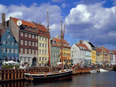 Denmark, Copenhagen, Nyhavn