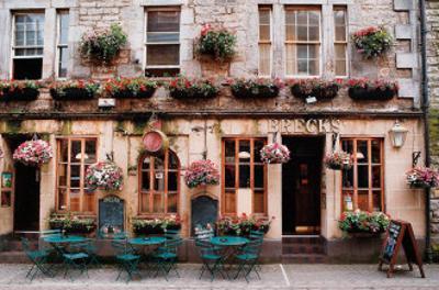 Brecks Pub by Dennis Barloga