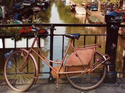 Canal Bike by Dennis Barloga